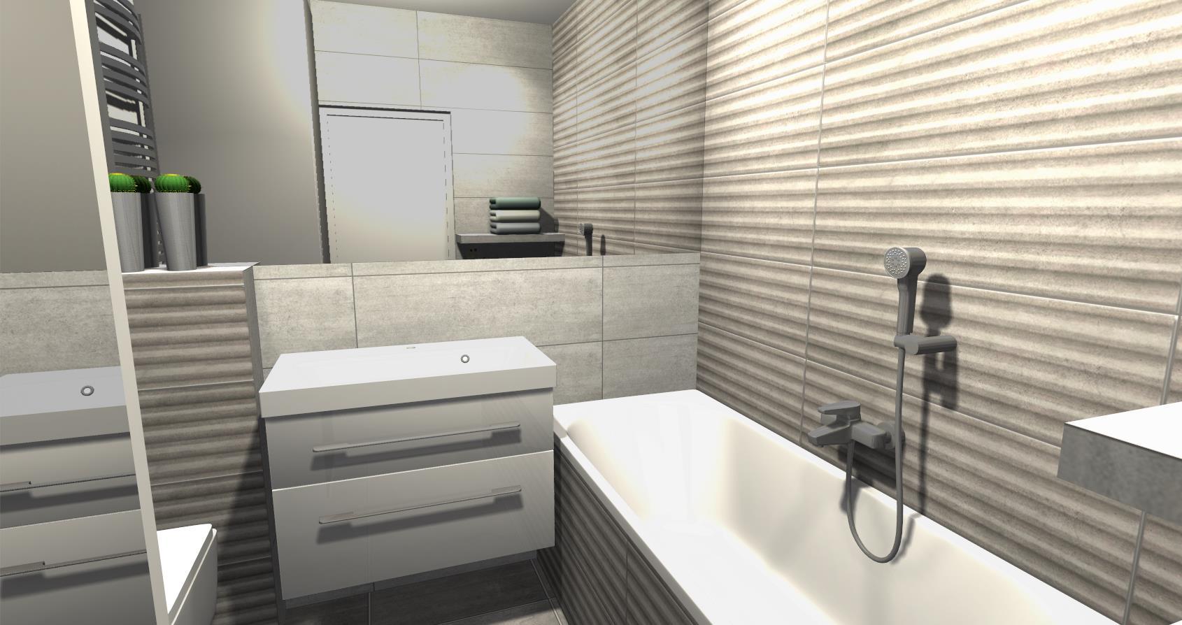 Badezimmer und Einrichtungen