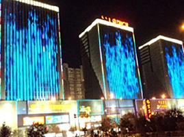 L E D  Fassaden Beleuchtungssysteme